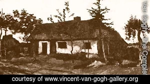 Vincent Van Gogh - Cottage