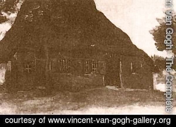 Vincent Van Gogh - Cottage With Trees II