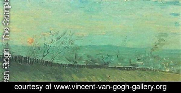 Vincent Van Gogh The Complete Works Factories Seen