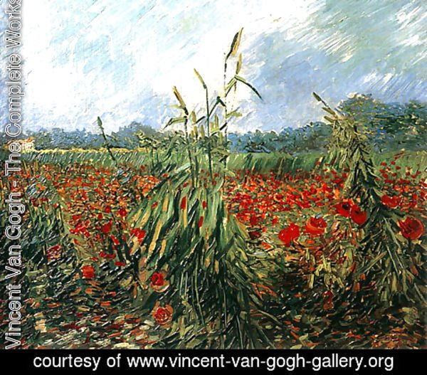Vincent Van Gogh - Green Ears Of Wheat