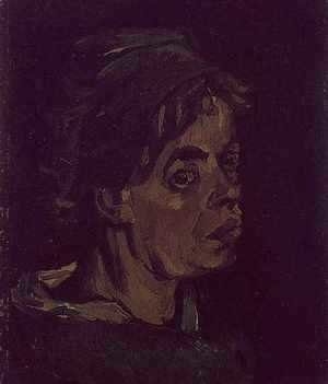 Head Of A Woman I
