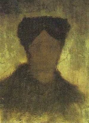 Vincent Van Gogh - Head Of A Woman II