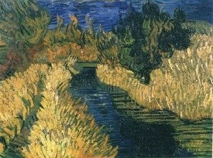 Vincent Van Gogh - The Little Stream
