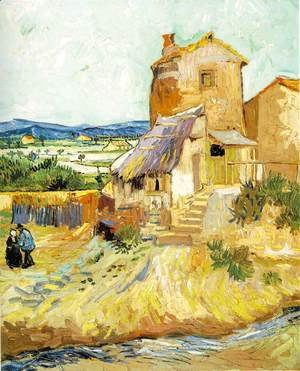 Vincent Van Gogh - The Old Mill