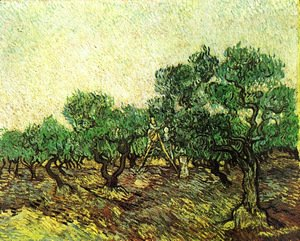 Vincent Van Gogh - Olive Picking