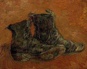 Vincent Van Gogh - Pair Of Shoes A II