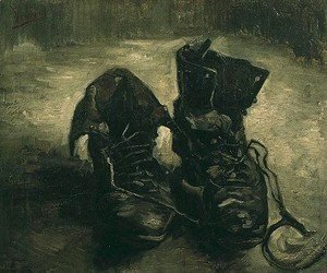Vincent Van Gogh - Pair Of Shoes A III