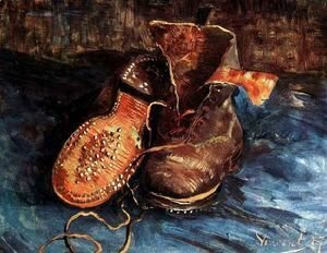 Vincent Van Gogh - Pair Of Shoes A IV