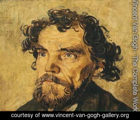 Vincent Van Gogh - Portrait Of A Man II