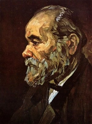 Vincent Van Gogh - Portrait Of An Old Man With Beard