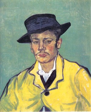 Vincent Van Gogh - Portrait Of Armand Roulin
