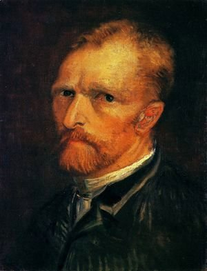 Vincent Van Gogh - Self Portrait II