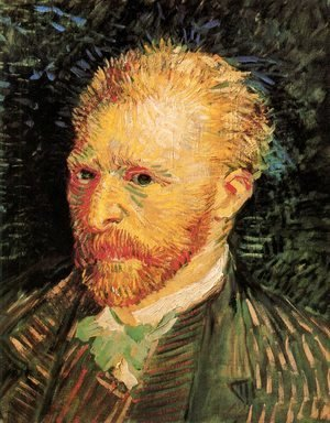 Vincent Van Gogh - Self Portrait III