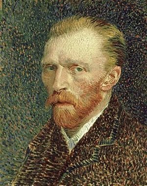 Vincent Van Gogh - Self Portrait IV