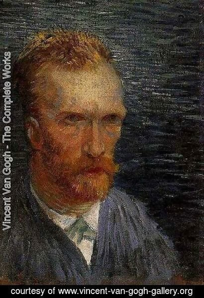 Vincent Van Gogh - Self Portrait IX