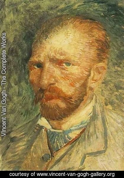 Vincent Van Gogh - Self Portrait V