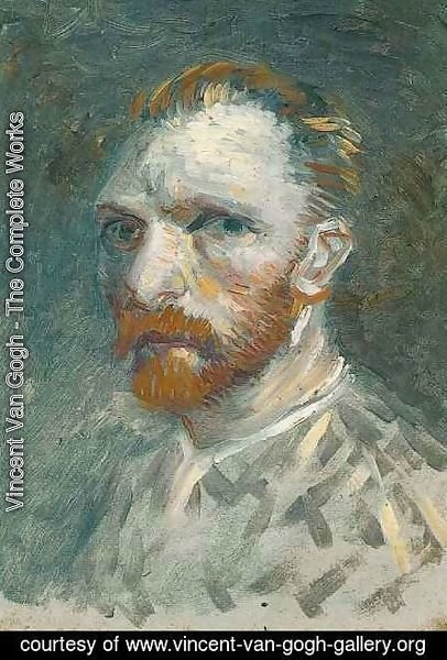 Vincent Van Gogh - Self Portrait VI