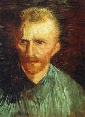 Vincent Van Gogh - Self Portrait X