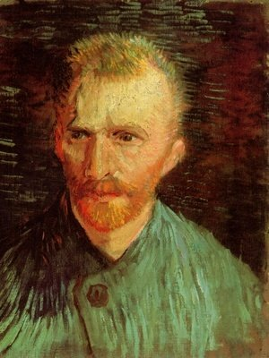 Vincent Van Gogh - Self Portrait XII