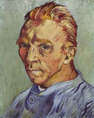 Vincent Van Gogh - Self Portrait XIV