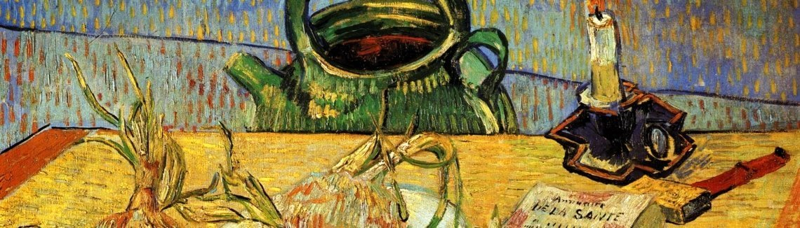 Vincent Van Gogh - The Complete Works - vincent-van-gogh