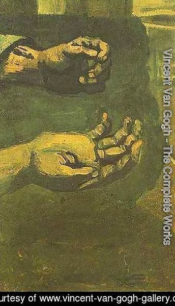 Vincent Van Gogh - Two Hands