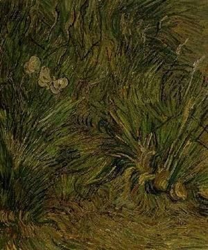 Vincent Van Gogh - Two White Butterflies