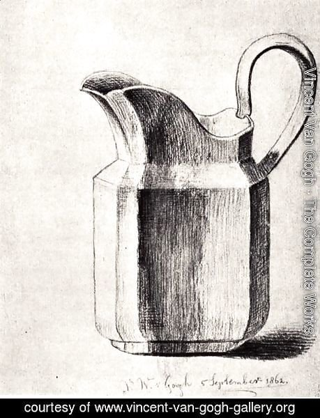 Vincent Van Gogh - Milk Pitcher