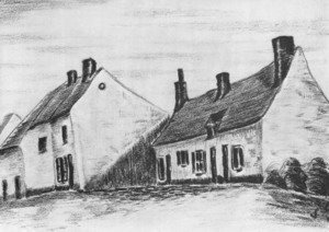 Vincent Van Gogh - Magrot's House