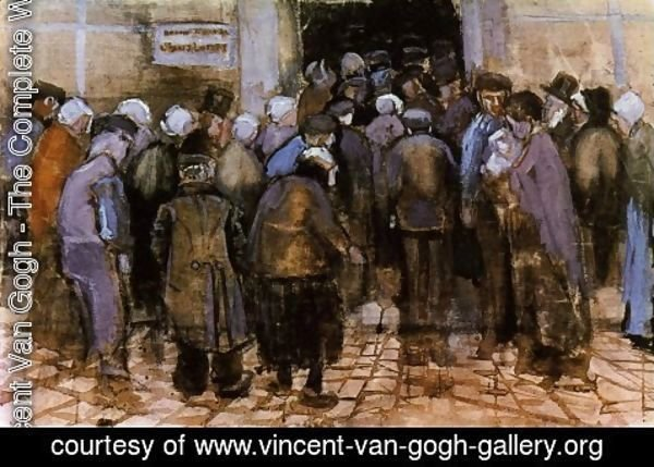 Vincent Van Gogh - National Lottery